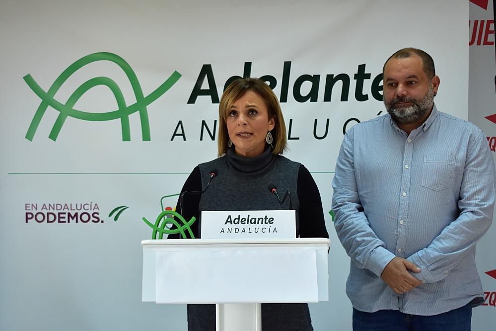 """Adelante Andalucía advierte de que la eliminación de la Consejería de Medio Ambiente supone """"un peligro para Huelva"""""""