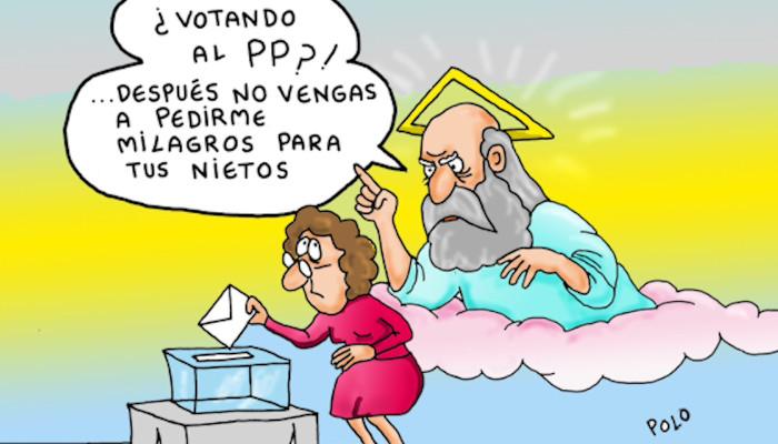 Polo: Votos y milagros