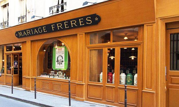 Mariage Frères – visita obligada en París