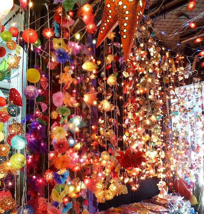 mercado chatuchak, en bangkok, tailandia