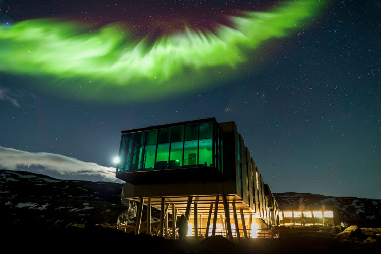 ion hotel boutique en islandia
