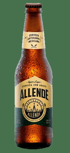 cervezas artesnales allende