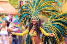 carnaval alrededor del mundo 2017