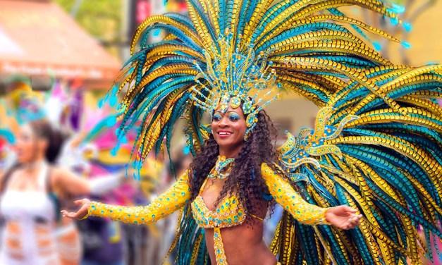 Así se festejó el carnaval alrededor del mundo