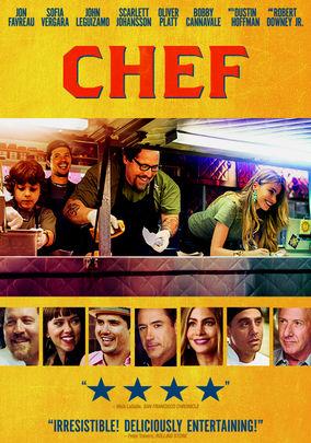 chef peliculas para foodies