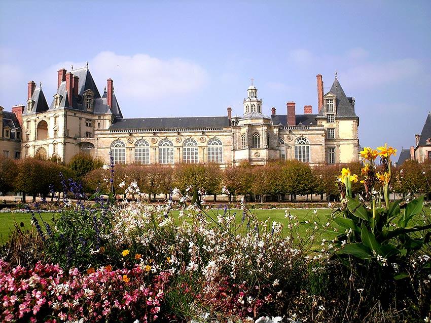 viajes alrededor de paris, fontainebleau