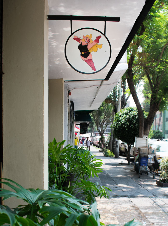 cochinita power, restaurantes en ciudad de mexico