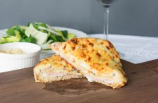 receta de croque monsieur sandwich frances