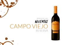 Campo Viejo Reserva, bebida del mes Maria Orsini