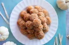 receta de croquetas de calabaza