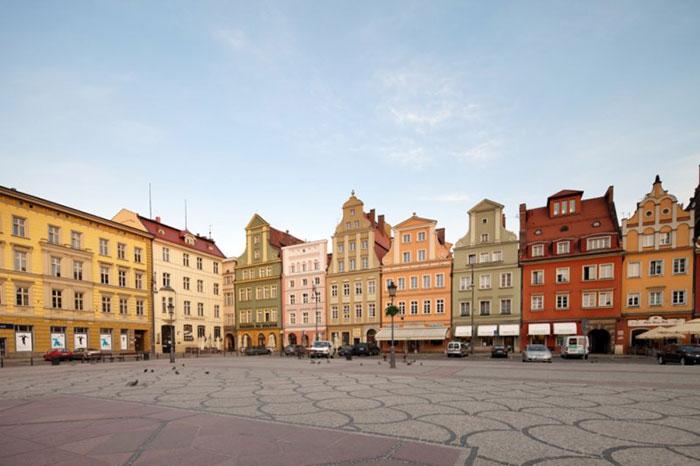 wroclaw; ciudades alternativas de europa