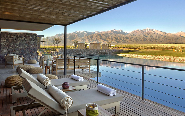 Hoteles viñedo, Mendoza Argentina: The Vines