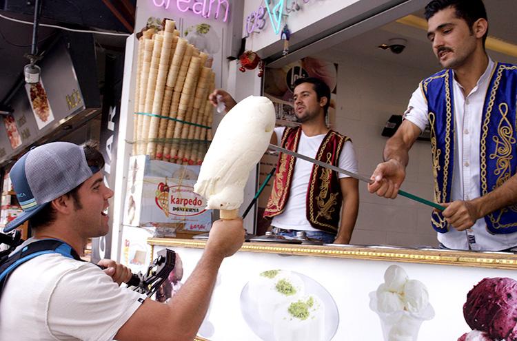 Los países con el mejor helado: Turquía | Revista Maria Orsini