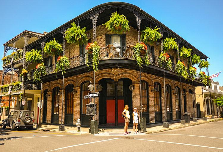 Destinos de verano que son mejores en otoño: Nueva Orleans