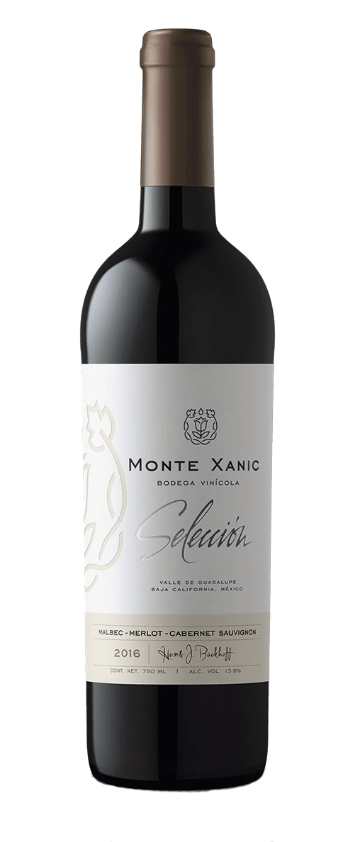 Monte Xanic Selección , bebida de Junio en Maria Orsini