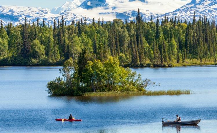 Alaska: Safaris fuera de África