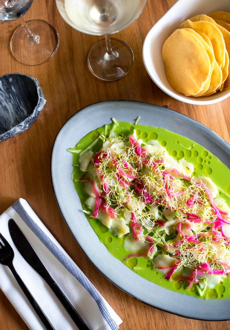 Restaurante LUR - Reportaje en Revista Maria Orsini