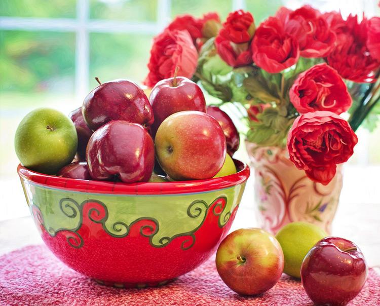 La Manzana, fruto perfecto, por Martha Chapa