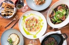 Restaurante Loretta Chic bistro, reportaje en revista Maria Orsini