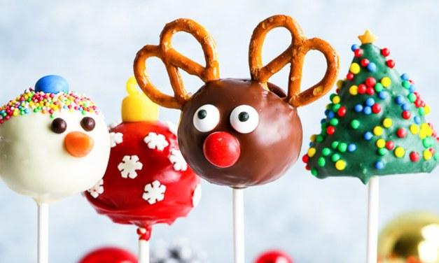 Postres navideños muy originales