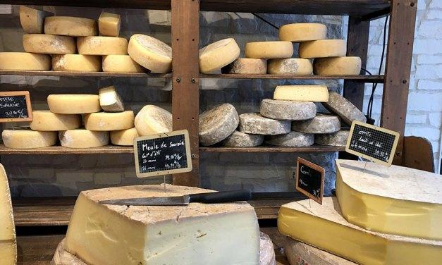 3 mercados imprescindibles para los amantes del queso