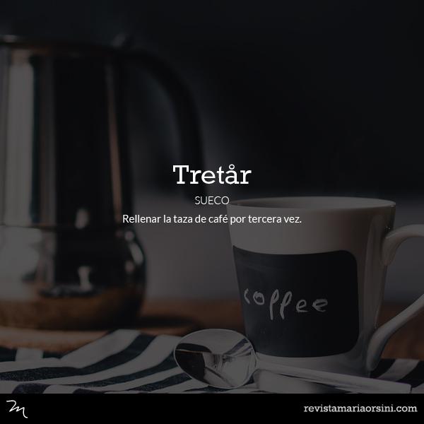 Tretar - Palabras deliciosas sin traducción