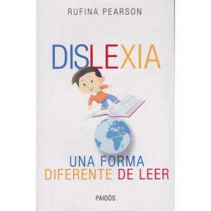DISLEXIA Una forma diferente de leer de Rufina Pearson