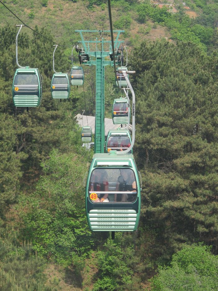 Image result for funicular muralla china