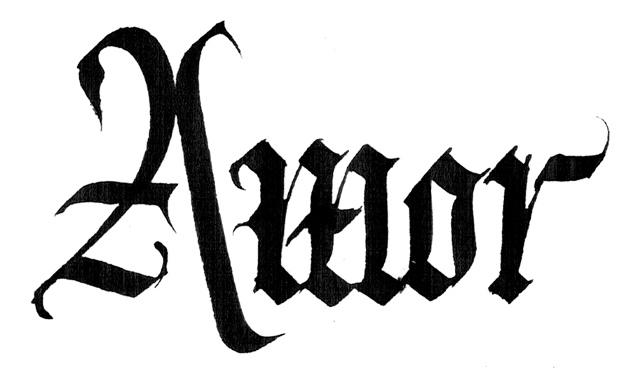 Letras Goticas Abecedario