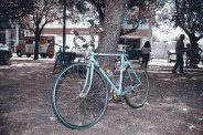 La fiel bicicleta de Ramón.