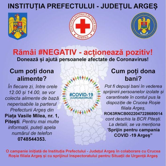 Sunteți alături de prefectul Argeșului sabotat în plină pandemie? 2