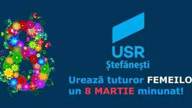 Photo of Felicitare – Mihai Diaconu, președinte USR Ștefănești