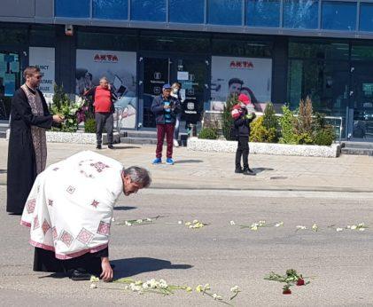 Momente emoționante și istorice la Ștefănești: Sfintei Filoteia i s-a întins covor de flori 5