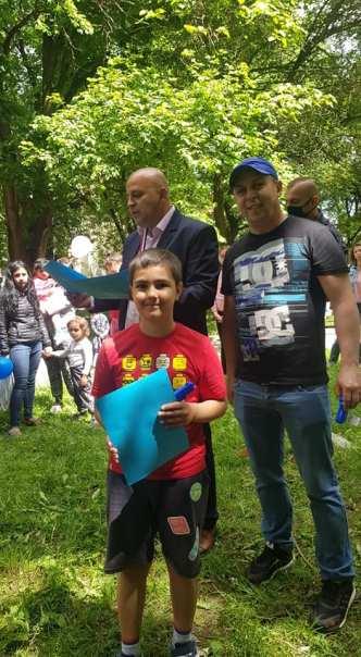 Cel mai mare eveniment de 1 Iunie a fost la Ștefănești 4