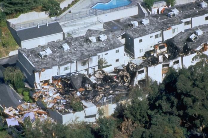 Terremoto Northridge 1994