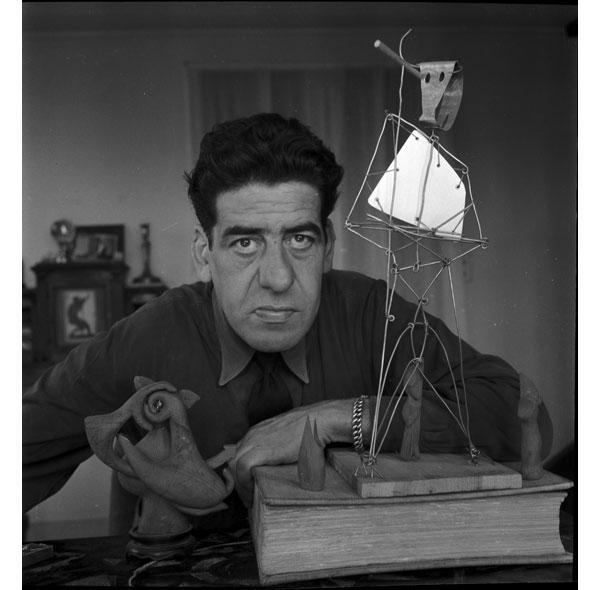 Óscar Domínguez.FMC