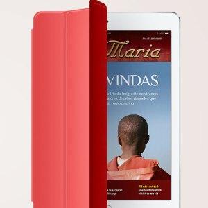 Baixe grátis o aplicativo da revista Ave Maria para iPad e iPhone