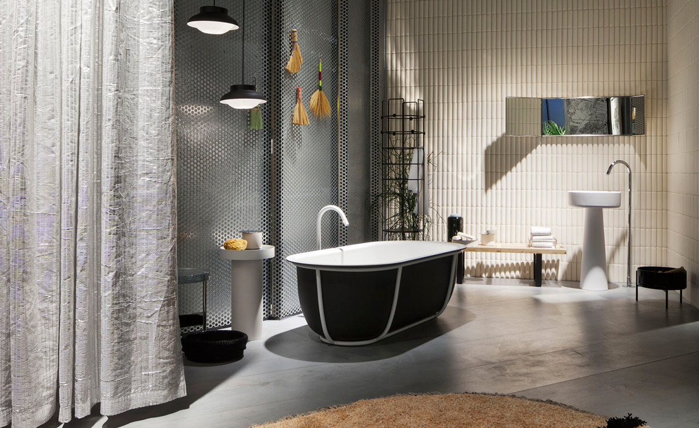 Instalación de Das Haus -La Casa- En IMM Cologne 2016. Foto: thepaper.gr