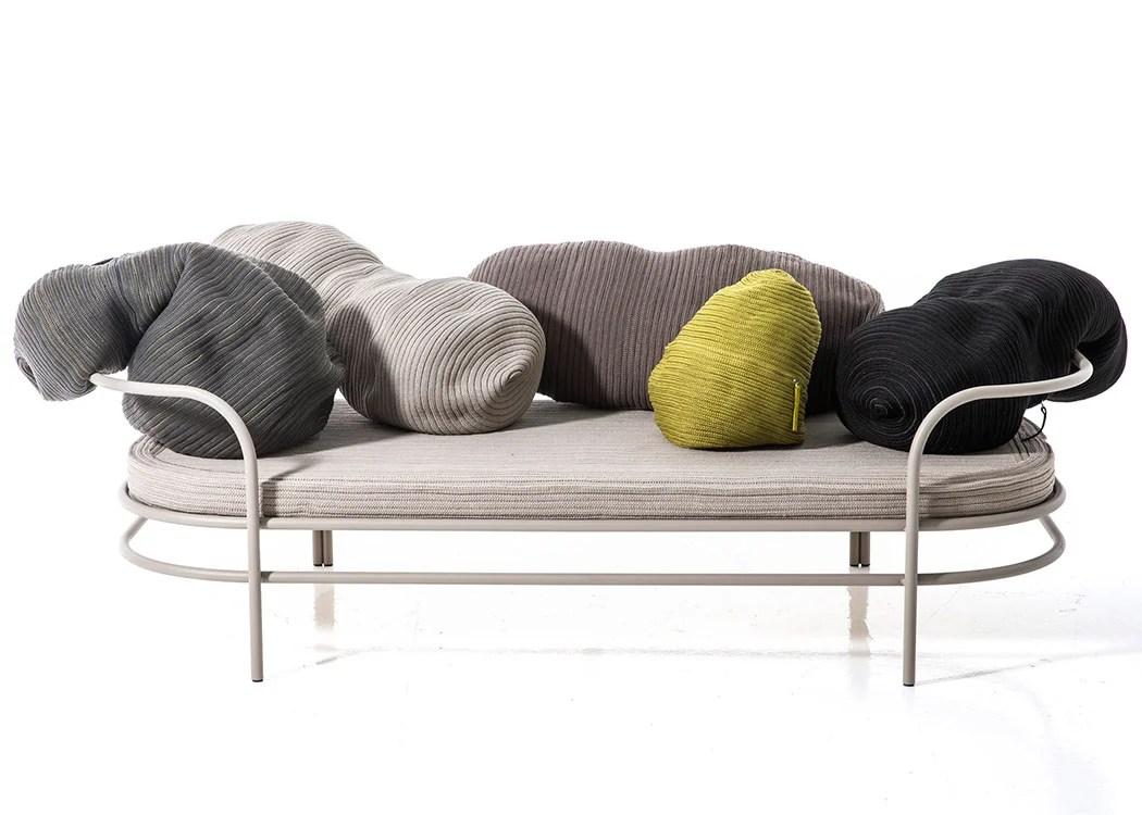 Sofá diseñado por Front para Moroso.