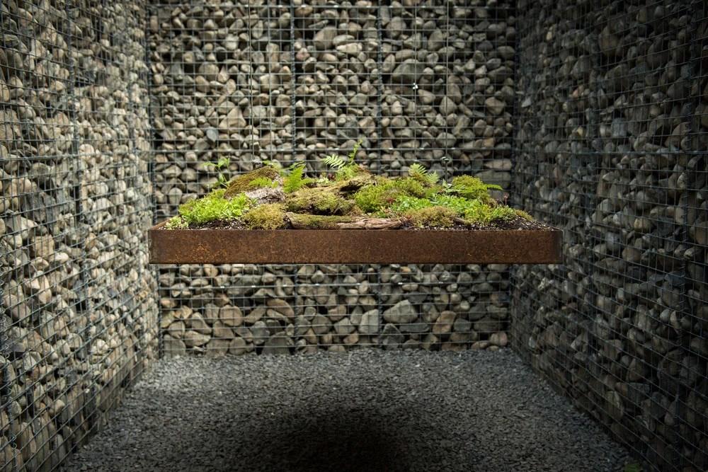 LE CAVEAU de Christian Poule, Suiza. Foto: Martin Bond.