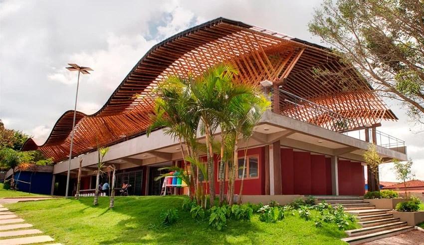 Centro Cultural Max Feffer, Brasil.