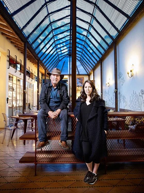 Amelia Toro y Simón Vélez.
