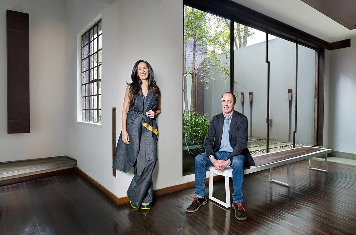 Beatriz Camacho y Guillermo Arias.