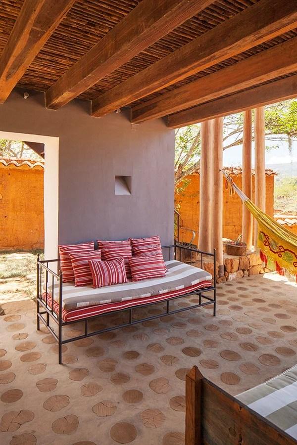 Casa de descanso en Barichara