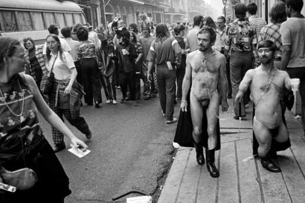 El espíritu del Mardi Gras