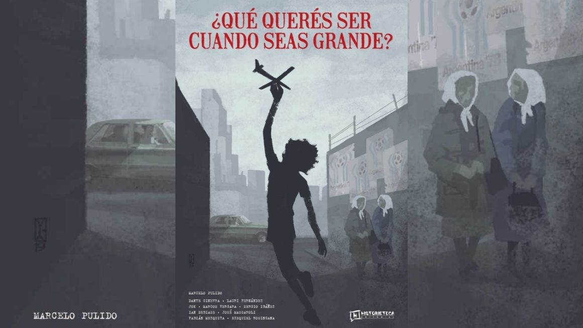 """De niño a genocida: """"¿Qué querés ser cuando seas grande?"""", de Marcelo Pulido"""