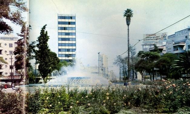 De olvidos y memorias urbanas: la Glorieta de Chilpancingo
