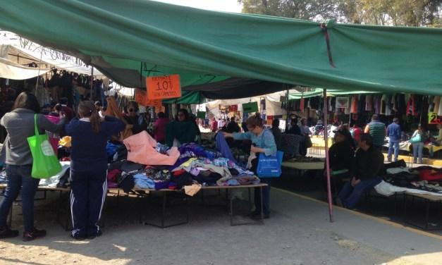 Bonita y barata: el arte de saber comprar ropa en el tianguis