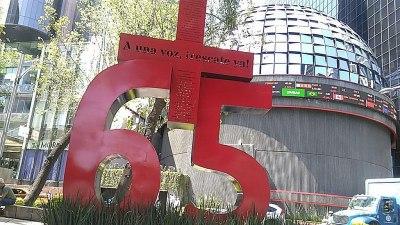 Anti-monumento por el desastre minero de Pasta de Conchos
