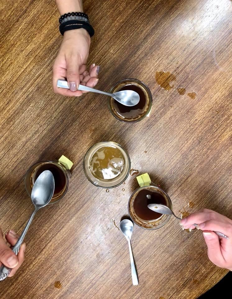 Sincronía y cafeína